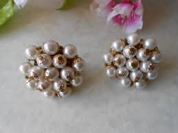 50s earrings 45 best current vintage obsession 50s costume jewelry images on