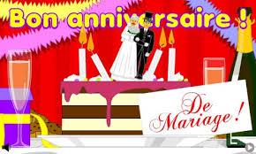 carte virtuelle anniversaire de mariage carte bon anniversaire de mariage cybercartes