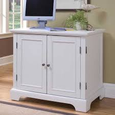 Computer Desk Armoires Computer Armoire Small Space White Corner Computer Desk Throughout
