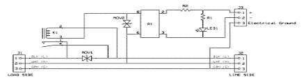 aptinex channel triac module bt139 600v 16a schematic electrical