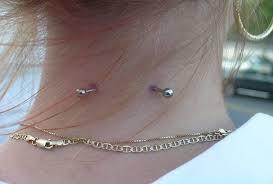 nape piercing piercing magazine