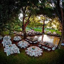 Ideas For Backyard Weddings by Best 25 Wedding Under Trees Ideas On Pinterest Wedding