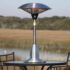Fire Sense Propane Patio Heater by Recall Outdoor Table Heaters Image Outdoor Tabletop Propane