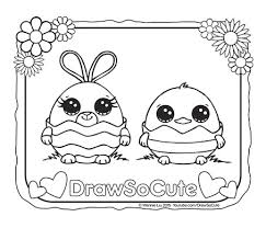cute coloring pages for easter draw so cute com coloring pages easter eggs coloring page draw so