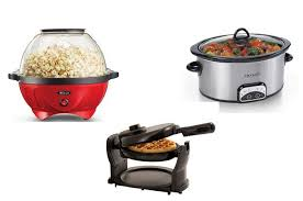 crock pot black friday sales kohls popcorn popper waffle maker and crockpot only 1 67 reg