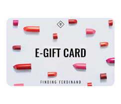 e giftcards e gift cards finding ferdinand