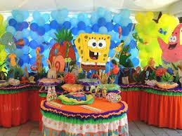 spongebob party ideas spongebob party images search