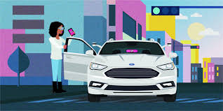 future ford cars how ford and lyft are teaming up to take self driving cars mainstream