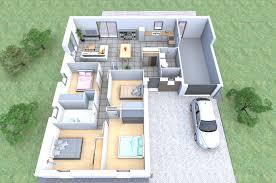 plan de maison gratuit 4 chambres plan de maison gratuit 4 chambres