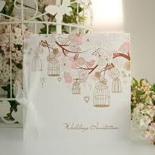 Love Bird Wedding Invitations Olivia Samuel Wedding Invitations