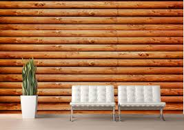 log cabin red cedar wall mural turn any space into a rustic lodge with this highly realistic log cabin wall mural installs instantly without paste or tools