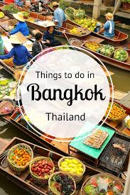 things to do in bangkok where to eat sleep drink shop