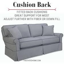 Fibre Filled Sofa Cushions Most Comfortable Sofa Cushion Filling Okaycreations Net