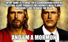 Book Of Mormon Meme - jesus mormon memes