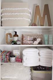 who says linen closets can u0027t be pretty organization and decor