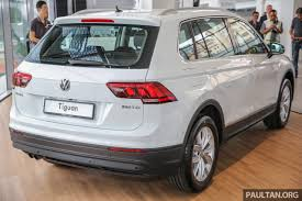 touareg volkswagen price new volkswagen tiguan 1 4 tsi in malaysia fr rm149k