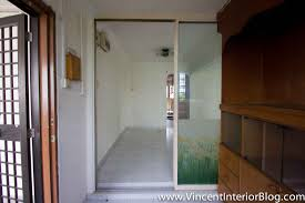 5 room hdb yishun entrance 2 vincent interior blog vincent