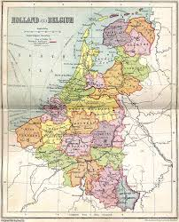 Map Of The Netherlands Download Belgium And Holland Map Major Tourist Attractions Maps
