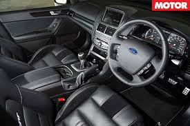 Ford Falcon Xr6 Interior 2016 Ford Xr8 Sprint Manual Review Motor