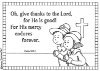 it is to give thanks to the lord karla s coloring pages