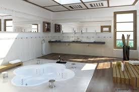 große badezimmer große bäder optimal nutzen sanitär heizungsbau