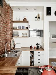 Small Kitchen Open Shelving 10 Ways To Make Your Small Kitchen Look Bigger Houseandhome Ie