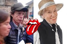 Rolling Stones Meme - confunden a mick jagger con teresa gutiérrez y más memes de los