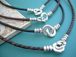 leather necklace women images Leather necklace infinity necklace leather infinity necklace jpg