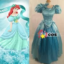 Princess Ariel Halloween Costume Discount Mermaid Halloween Costumes Women 2017 Mermaid
