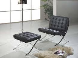 Barcelona Chair Interior Furniture Chair Barcelona Van Der Rohe