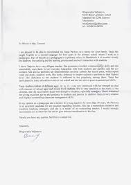 An Excellent Cover Letter Cover Letter Nanny Resume Cv Cover Letter
