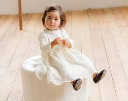 baptism dress etsy