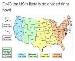 us map divided by time zones 25 best memes about arizona time zones arizona time zones memes