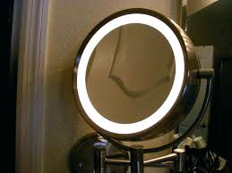 hardwired lighted makeup mirror 10x hardwired lighted makeup mirror 10x installation and usage tips