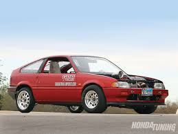 Honda Crx 1987 Honda Crx 4x4 News Photos And Reviews
