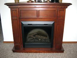 fireplace stylish fireplace with mantel for living decoration