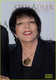 Minnelli Oscar Winner Liza Minnelli Enters Rehab For Substance Abuse Photo