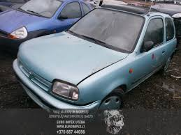 nissan micra boot switch working and cheap parts from nissan micra 1 0l40kw petrol car for