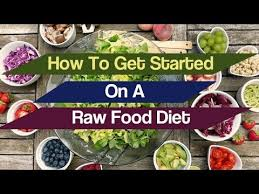 how to get started on a raw food diet youtube
