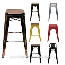 Vintage Industrial Bar Stool Commercial Use Bar Furniture High Chair Vintage Industrial Bar