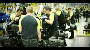 volvo truck manufacturing plants the volvo group truck plant in tuve youtube