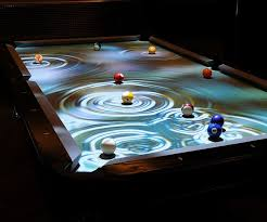 what is a billiard table pool table