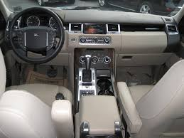 luxury land rover 2012 land rover range rover sport hse lux santorini black luxury