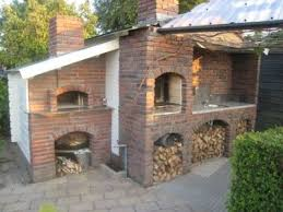 Brick Oven Backyard by 43 Best Dream Outdoor Kitchen Bar B Q Pizza Oven Images On