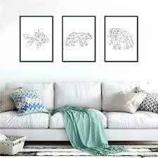 wall ideas creative diy wall art ideas to decorate your space creative wall art geometric animal frameless wall art canvas creative decorative paper modular paintings on the wall home decoration creative wall art for