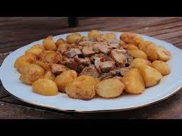 cuisiner un filet mignon de porc en cocotte recette i filet mignon et pommes de terre aux four