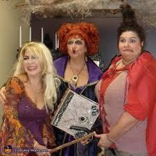 Names Halloween Costumes Hocus Pocus Witches Group Halloween Costume