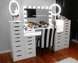 black vanity table ikea 50 vanity table set ikea white makeup desk mugeek vidalondon
