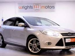 ford focus titanium silver used ford focus titanium x silver cars for sale motors co uk