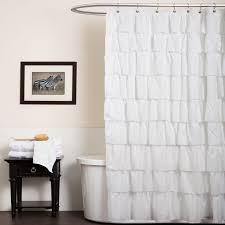 Anthropologie Ruffle Shower Curtain 100 Etsy Shower Curtain Octopus Shower Curtain Etsy Curtain